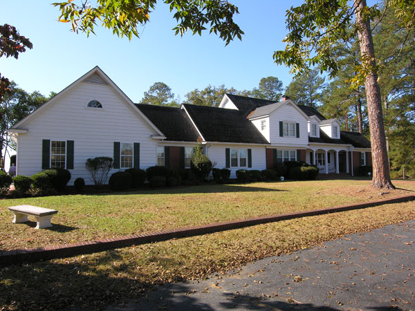 108+- acres with homes